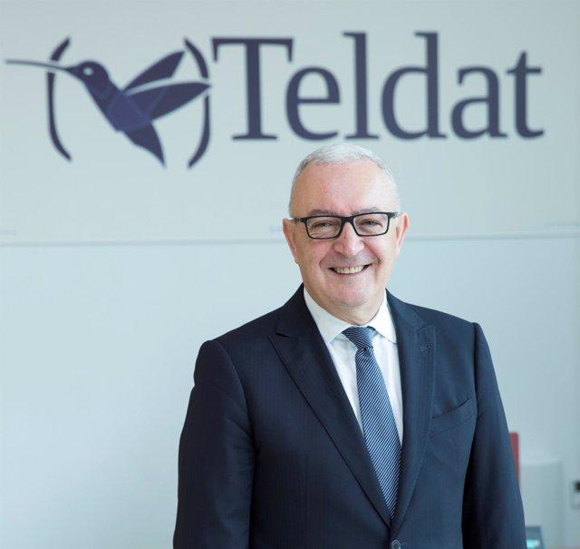 Antonio García Marcos, presidente de Teldat