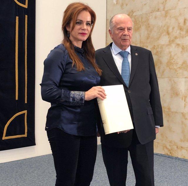 9-04-2018. Valladolid. Presentación Del Informe Del Procurador Del Común
