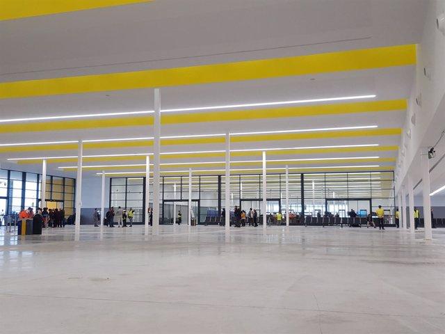 La nueva estación marítima número 6 del puerto de Palma