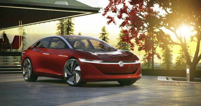 Volkswagen lanzará en 2022 el I.D. Vizzion