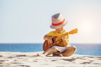Estimulación temprana con música: 4 tipos de actividades
