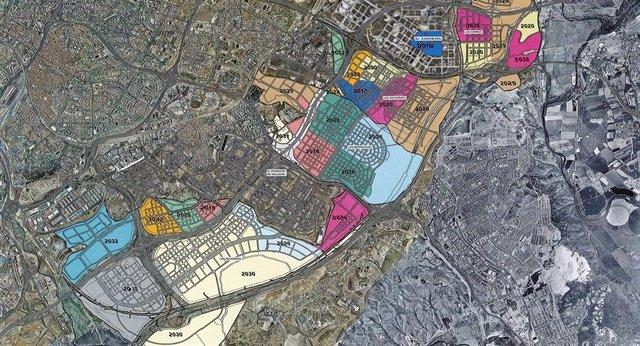 Imagen de los desarrollos del sureste