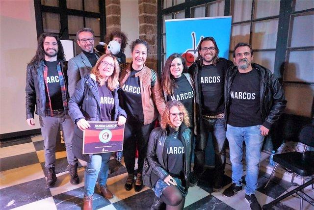 Equio ganador del certamen Rueda Cádiz