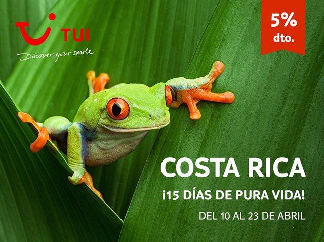 15 Días De Pura Vida, Nueva Campaña Promocional De Costa Rica