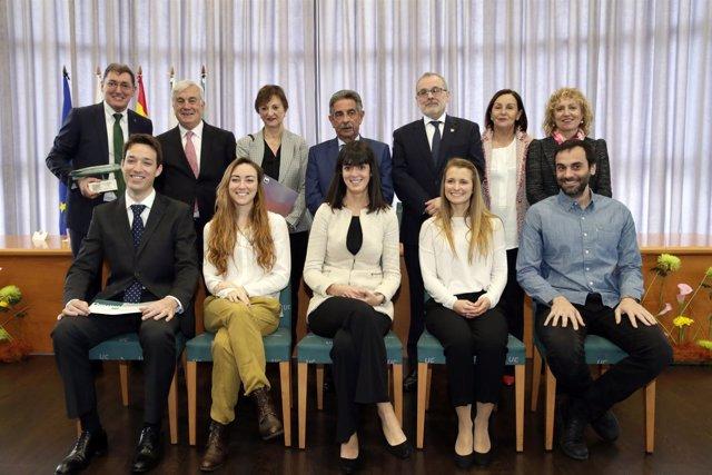 Premios Consejo Social Juan María Parés