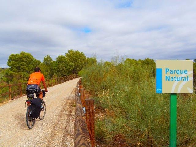 Vías Verdes de la Fundación Ferrocarriles Españoles