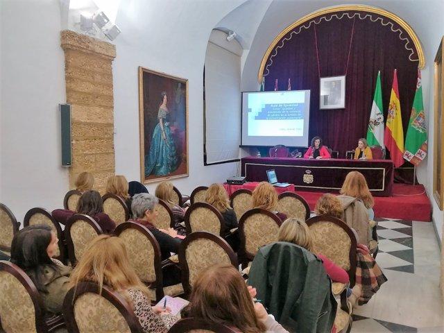 Curso de Igualdad en la Diputación de Cádiz