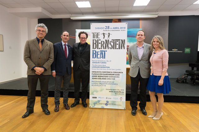 Concierto educativo 'The Bernstein Beat'