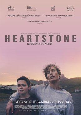Cartel de Heartstone