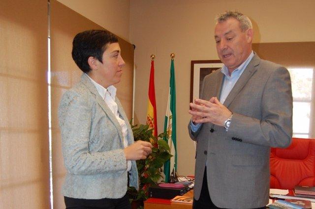 Mariela Fernández Bermejo y Francisco Álvarez de la Chica