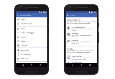 Facebook comença a notificar des d'aquest dilluns els usuaris afectats per la filtració de Cambridge Analytica (FACEBOOK)