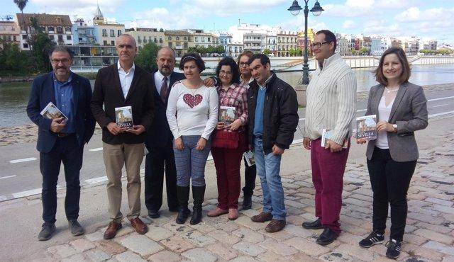 Presentación de la guía 'Conoce Sevilla en lectura fácil'