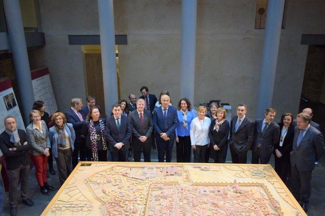 El Pleno Del Consejo Jacobeo Celebrado En León Acuerda Un Grupo De Trabajo Que S