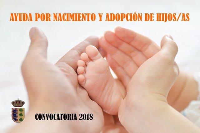 El Ayuntamiento de Olivares facilita ayudas al nacimiento