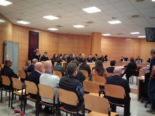 Juicio en la Sección 6 de la Audiencia Provincial de Santa Cruz de Tenerife