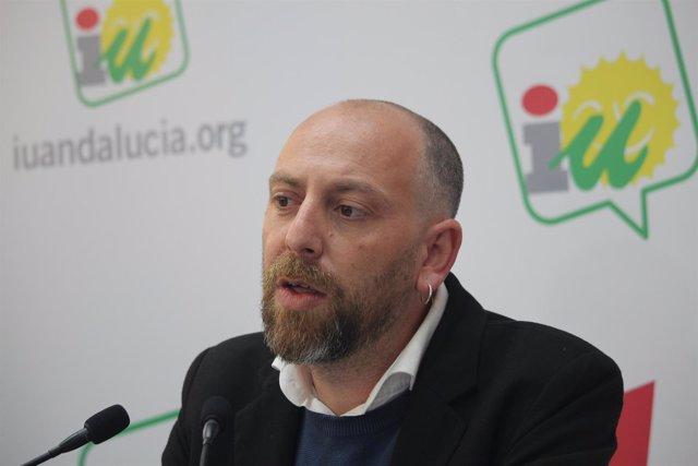 Coordinador De La Dirección Colegiada De IULVA-CA, Ernesto Alba
