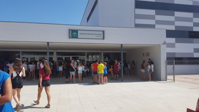 Centro educativo de Guillena