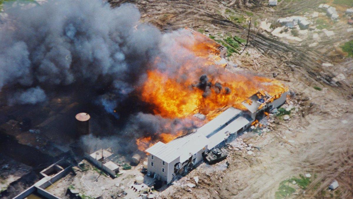 Crimen + Investigación rememora el Asedio a Waco, por su 25º ...