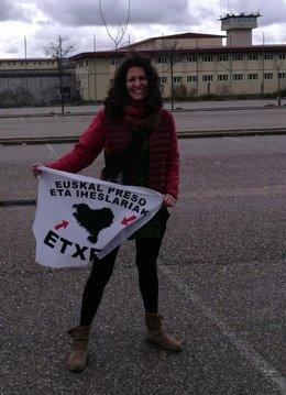 Sara Majarenas, la presa de ETA, en libertad tras cumplir íntegramente condena