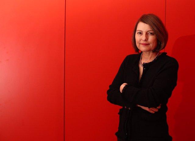 Clara Usón presenta su novela El asesino tímido