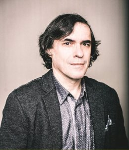 El escritor rumano Mircea Cartarescu, galardonado con el Premio Formentor de las