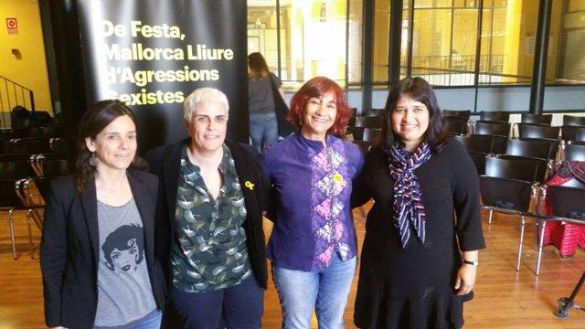Jornadas 'No i punt!' organizadas por el Consell de Mallorca