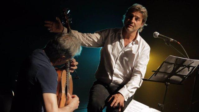 Alberto San Juan en la obra 'España Ingobernable'