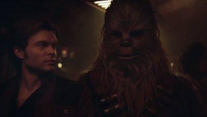 Han Solo: Una historia de Star Wars revela la edad de Chewbacca en su nuevo tráiler