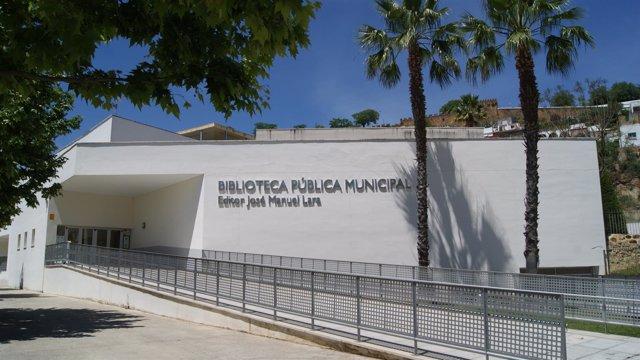 Biblioteca de Alcalá