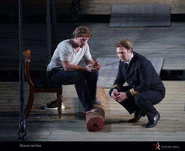 La ópera 'Billy Budd', en el Teatro Real