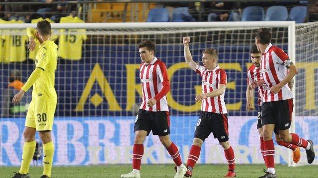 Iker Muniain Athletic Villarreal