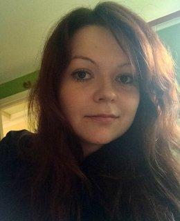 Foto de archivo de Yulia Skripal, hija de Sergei Skripal