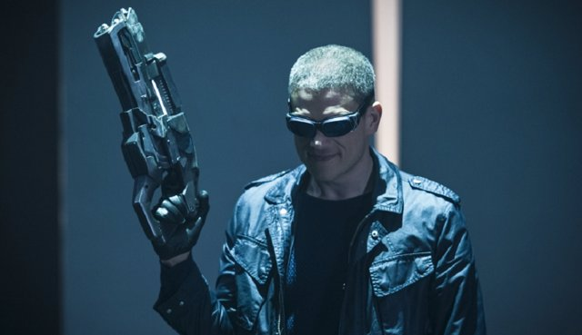 Wentworth Miller en Legends of Tomorrow