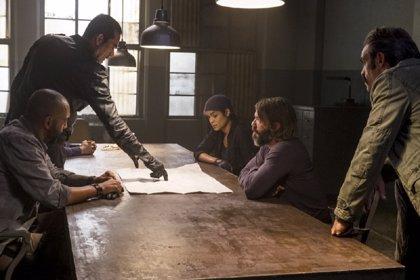 """Habla la última 'víctima' de The Walking Dead: """"Estaba listo para irme con honor"""""""