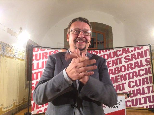 Xavier Domènech, CatECP