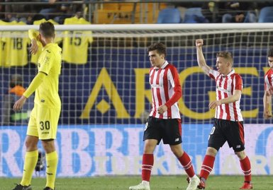 L'Athletic Club goleja en el retorn de Muniain (LALIGA)