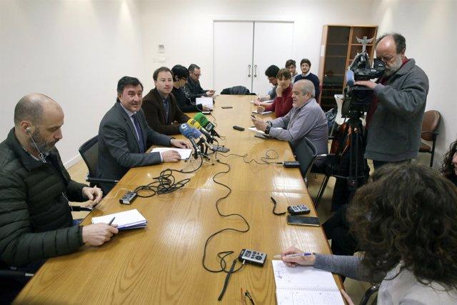 Fernández Mañanes presenta el II Plan Director de Cooperación al Desarrollo