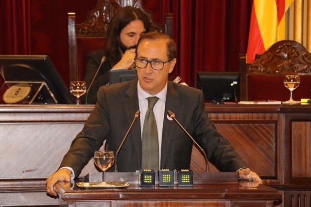 Juan Manuel Lafuente, PP