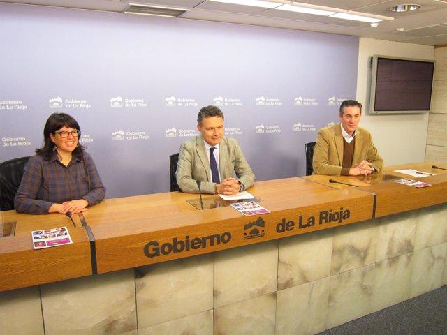 Presentación actividades Inter Europa Logroño