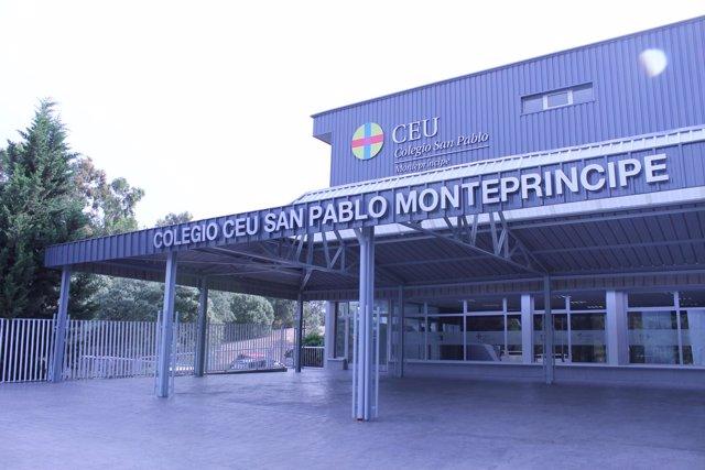 colegio CEU San Pablo Montepríncipe