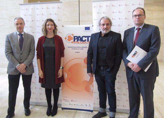Presentación del proyecto europeo PACT