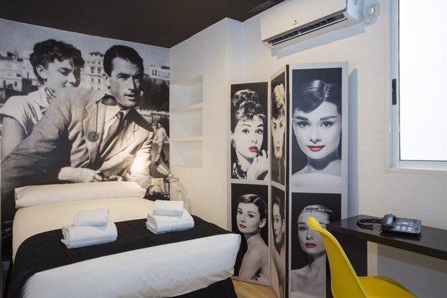Imagen de la habitación de un hotel Casual en València