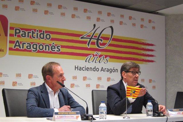 Serrano y Aliaga han avanzado voto a favor del PAR a Ángel Dolado como Justicia