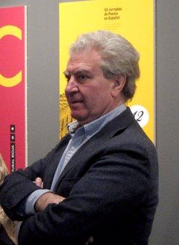 César Antonio Molina, En Logroño