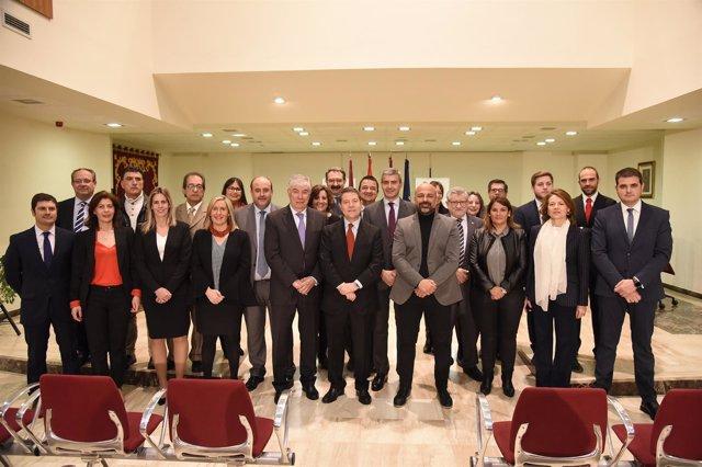 Consejo de Gobierno en Illescas
