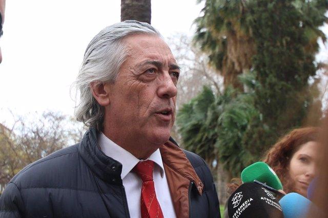 Paco Torres, abogado de los padres del niño Gabriel Cruz