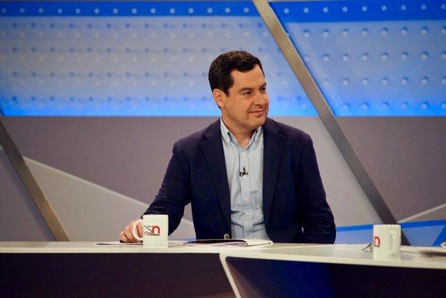 [Comunicación Pp Andaluz] Comunicado Pp Andaluz. Juanma Moreno
