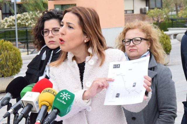 Beatriz Rubiño. PSOE-A