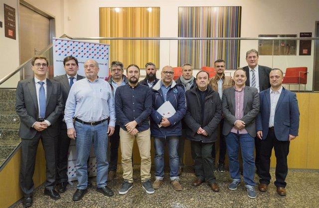 Ibercaja ha renovado su colaboración con los trofeos 'Ciudad de Zaragoza'
