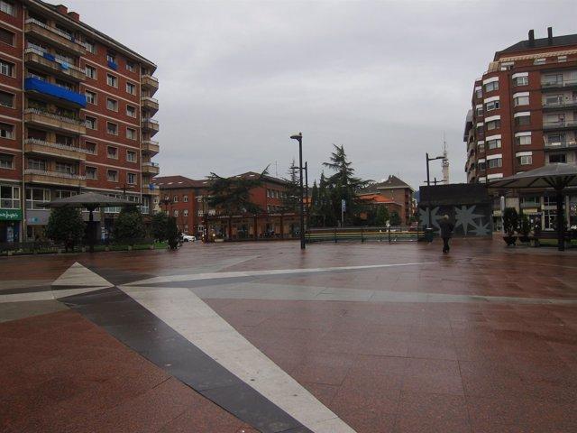Plaza de La Gesta, Oviedo